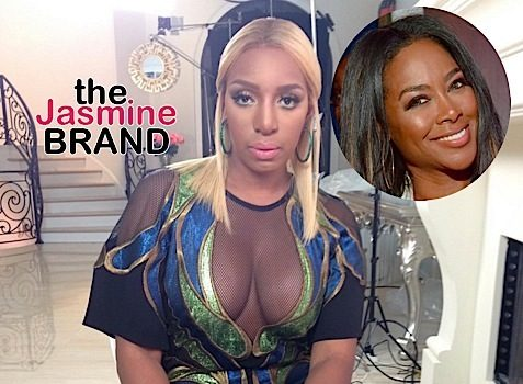 NeNe Leakes Calls Kenya Moore Out: I am NOT a backstabber!