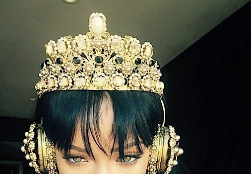 "Rihanna's New Album Is ""Amazing"" & ""Incredible"" According To Producer"