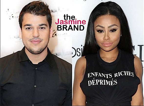 Blac Chyna Warns Fans: Don't Send Your V*gina Flix to Rob Kardashian! [VIDEO]