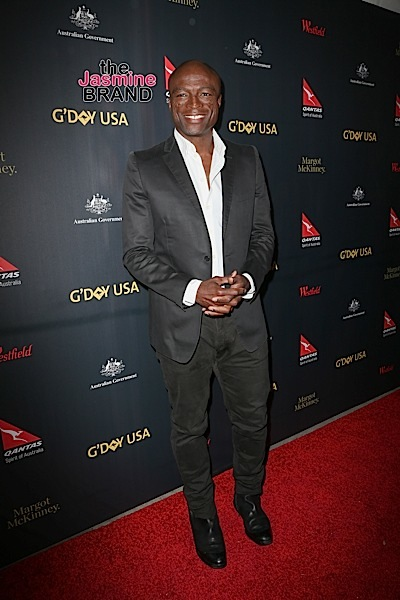 Seal Under Criminal Investigation For Sexual Battery: He groped my breasts!