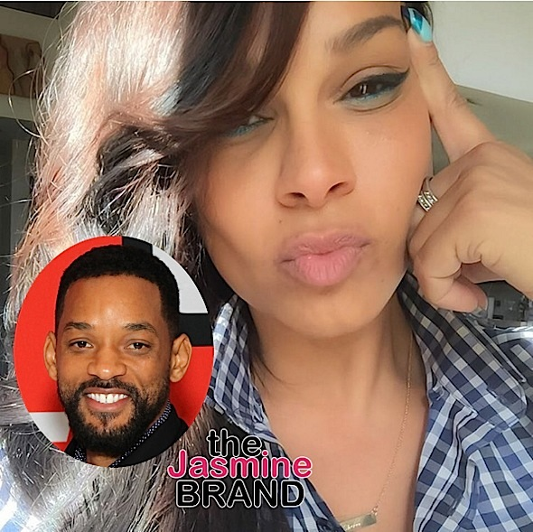 sheree fletcher-will smith is not gay-the jasmine brand