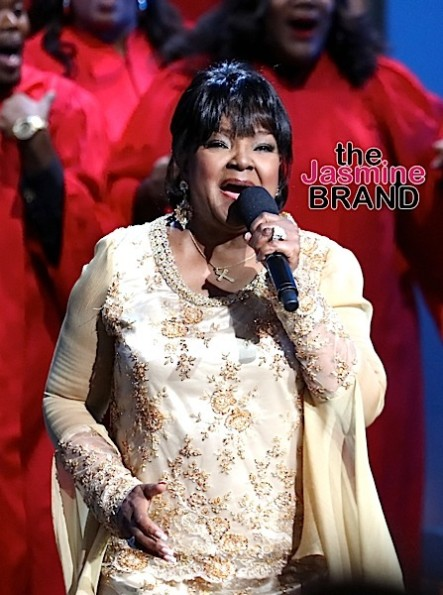 Grammy Producer Apologizes For Mistaking Shirley Caesar For CeCe Winans