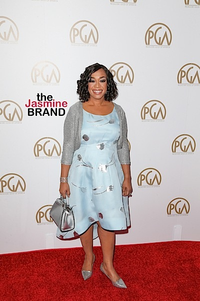 01/23/2016 - Shonda Rhimes - 27th Annual Producers Guild of America Awards - Arrivals - Hyatt Regency Century Plaza - Century City, CA, USA - Keywords: Vertical, Annual Red Carpet Event, Portrait, Photography, Photograph, Arts Culture and Entertainment, Attending, Celebrities, Celebrity, Person, People, PGA Awards, Topix, Bestof, California Orientation: Portrait Face Count: 1 - False - Photo Credit: PRPhotos.com - Contact (1-866-551-7827) - Portrait Face Count: 1