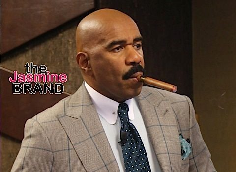 Steve Harvey Trending As He Explains Why He Doesn't Have Female Friends