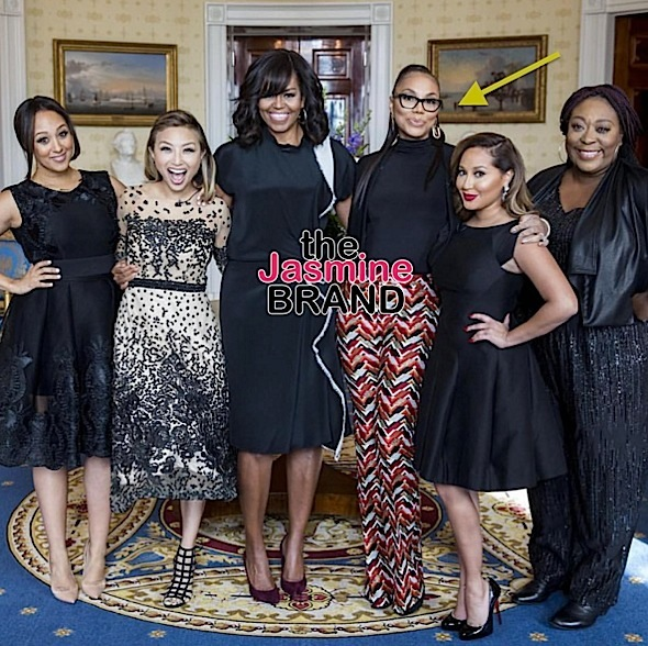 FLOTUS Inspired Tamar Braxton to Go Back to School: It's never too late for education!