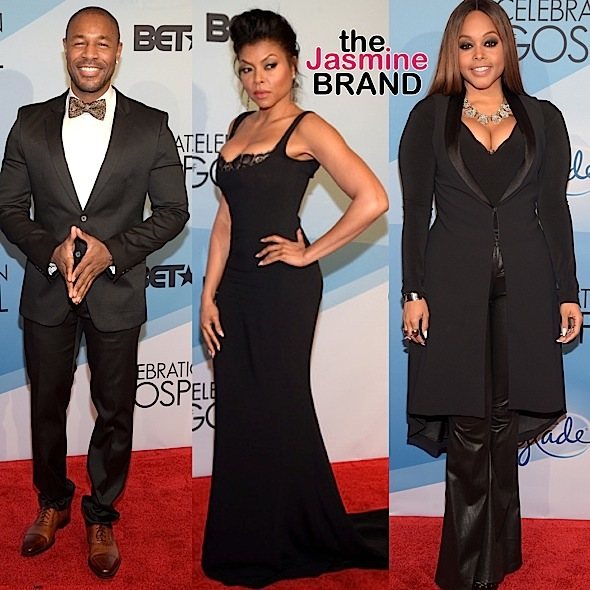 Celebration of Gospel: Tank, Taraji P. Henson, Chrisette Michele, Yolanda Adams, Kirk Franklin, Donnie McClurkin, Chaka Khan [Photos]