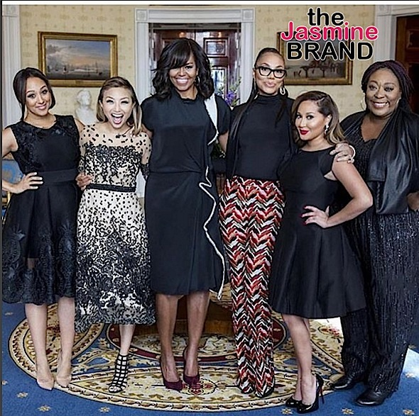 the real white houst first lady michelle obama-the jasmine brand