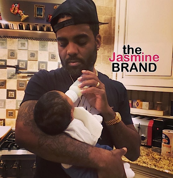 Eek! Watch Todd Tucker Drink Wife Kandi Burruss' Breast Milk [VIDEO]