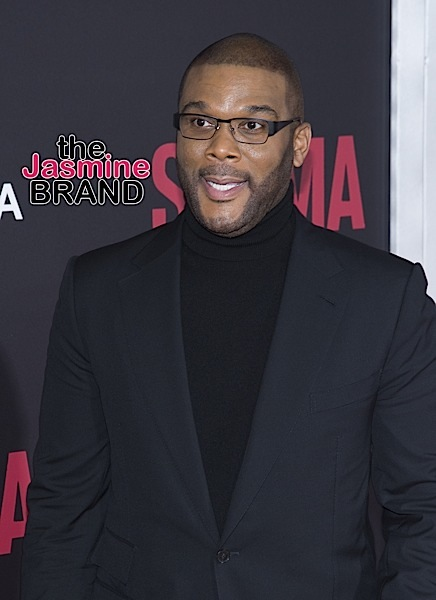 Tyler Perry Says A White Man Told Him That Black People Who Go To Church Don't Go To The Movies