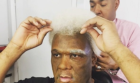See Tyler Perry Transform Into Madea Character! [Photos]
