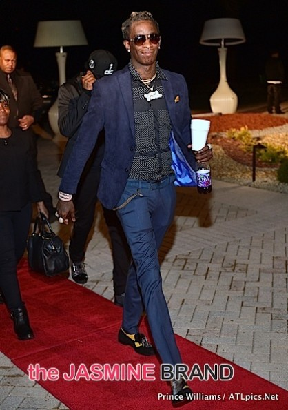 Young Thug Accuses Police of Illegally Searching His Home