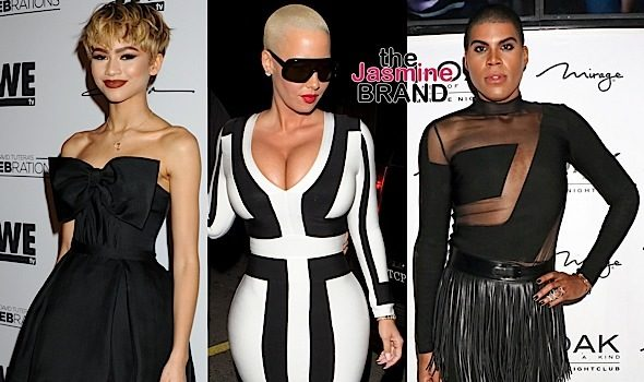 Celebrity Stalking: Zendaya, Amber Rose, EJ Johnson, Kanye West, Danielle Nicolet, Seal