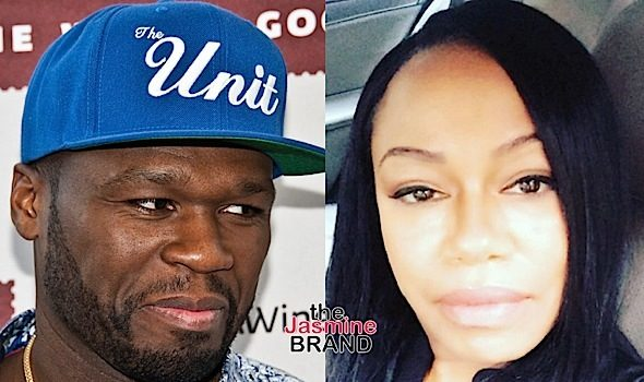 50 Cent's Baby Mama Calls Rapper Miserable, Unstable, Bum A** N***a!
