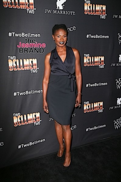 "02/04/2016 - Adina Porter - ""Two Bellmen Two"" Los Angeles Premiere - Arrivals - JW Marriott Los Angeles at L.A. LIVE - Los Angeles, CA, USA - Keywords: Vertical, Substance Over Hype, Action, Comedy, Short Film Premiere, Movie Premiere, Arrival, Portrait, Photography, Film Industry, Red Carpet Event, Arts Culture and Entertainment, Celebrities, Celebrity, Person, People, J.W. Marriott Hotel, Topix, Bestof, California Orientation: Portrait Face Count: 1 - False - Photo Credit: PRPhotos.com - Contact (1-866-551-7827) - Portrait Face Count: 1"