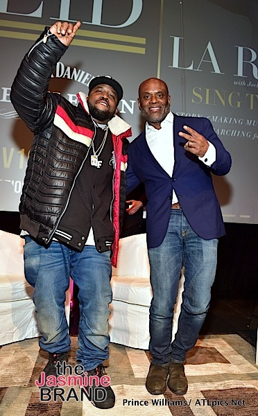 L.A. Reid Hosts ATL Book Signing: Big Tigger, Big Boi Spotted [Photos]