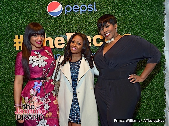 Monyetta Shaw, Keshia Knight-Pulliam, Kelly Price