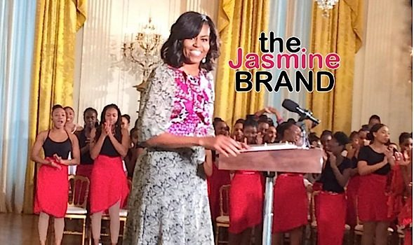 Michelle Obama Invites Debbie Allen & Female Dance Students to Celebrate #DanceAtTheWhiteHouse [Photos]