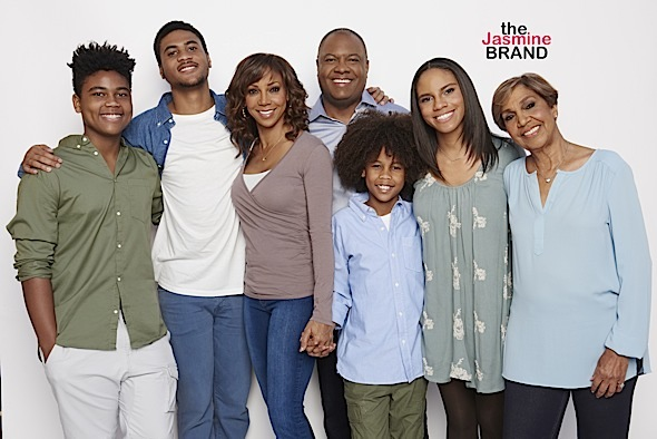 1st Look! Holly Robinson Peete's Reality Show, 'For Peete's Sake' [VIDEO]