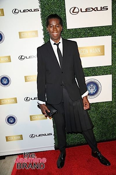 02/26/2016 - J. Alexander - ICON MANN's 4th Annual Power 50 Dinner - Arrivals - Mr. C Beverly Hills, 1224 Beverwil Drive - Los Angeles, CA, USA - Keywords: Vertical, Person, Miss Jay, People, Red Carpet Event, Arrival, Portrait, Photography, Photograph, Arts Culture and Entertainment, Celebrities, Celebrity, Topix, Bestof, California Orientation: Portrait Face Count: 1 - False - Photo Credit: Guillermo Proano / PR Photos - Contact (1-866-551-7827) - Portrait Face Count: 1
