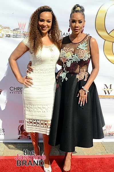 Vivica Fox, LisaRaye McCoy, Richard & Tina Lawson, Roland Martin Attend 'Gospel Goes Hollywood' [Photos]