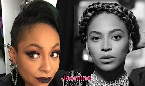 Raven Symone Criticizes Beyonce's 'Formation' Video