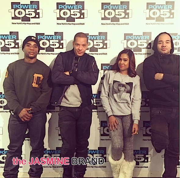 Peter Gunz On Fathering 8 Kids + Why His Wife Amina Buddafly Is Better Than Mariah Carey