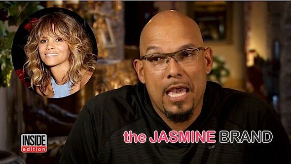 David Justice Wants Halle Berry To Tell the Truth: I didn't hit her. [VIDEO]