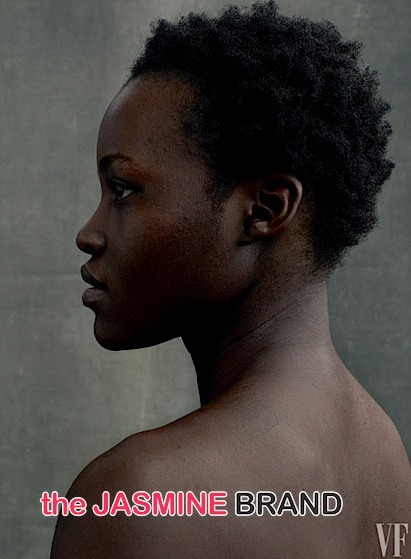 Viola Davis & Lupita Nyong'o Pose Bare Face for Vanity Fair [Photos]