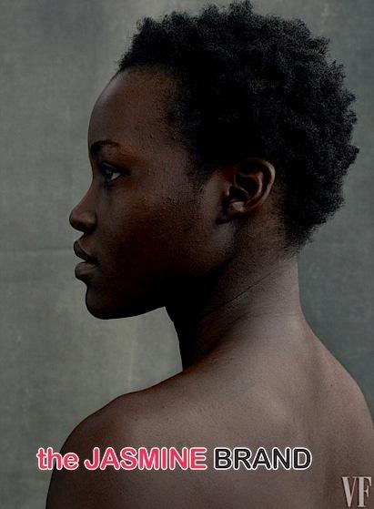 Viola Davis & Lupita Nyong'o Pose Bare Face for Vanity Fair [Photos]