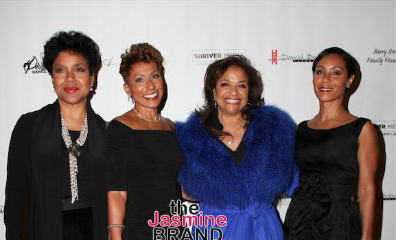 Phylicia Rashad, Jada Pinkett-Smith, Mary J. Blige Attend Debbie Allen's 'Freeze Frame' + Melanie Fiona, Coco Austin, Ayesha & Steph Curry