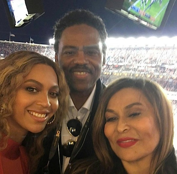 Look! Celebrity Super Bowl Photos: Jay Z, Blue Ivy, Steph Curry, Usher, Swizz Beatz, Tyrese, Brandy, Sevyn Streeter, NeNe Leakes