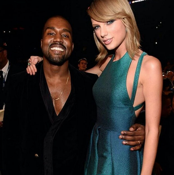 Kanye Defends Calling Kim K A 'B*tch', Denies Trashing Taylor Swift: I made her famous!
