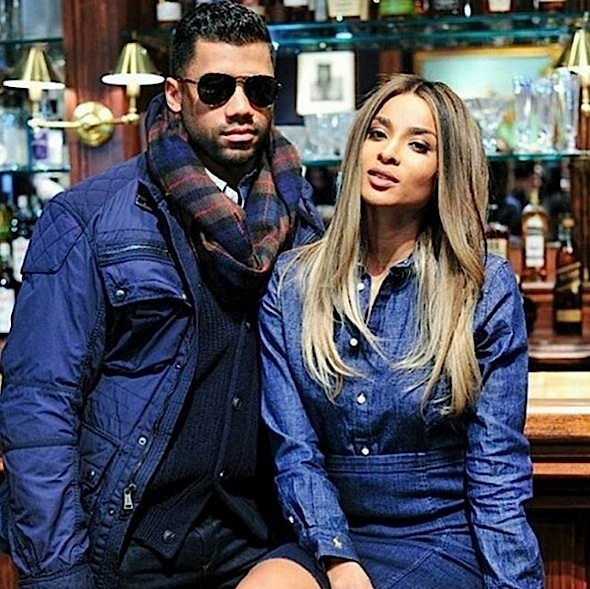 Ciara & Russell Wilson Attend Polo Ralph Lauren Show at NYFW [Photos]