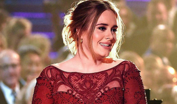'Sh*t Happens': Adele Speaks Out After Embarrassing Grammys Performance [VIDEO]