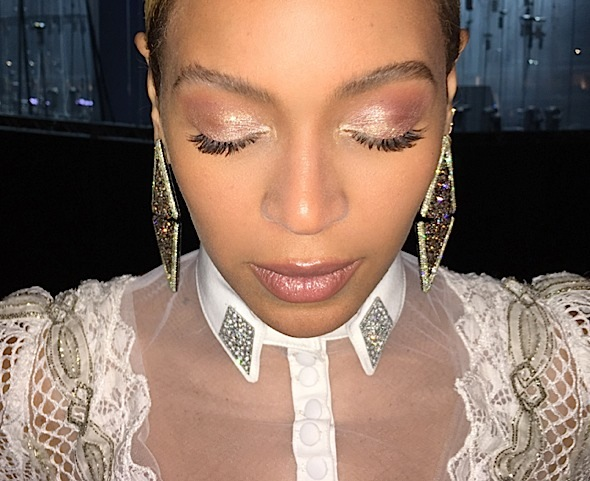 Spotted. Stalked. Scene. Beyonce Wearing Inbal Dror [Photos]