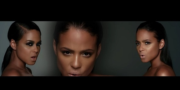 "Christina Milian Releases New Video, ""Liar"""