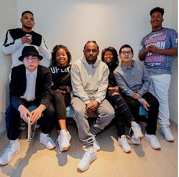 Kendrick lamar társkereső karrueche