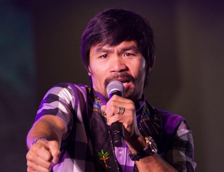 Manny Pacquiao Sorry For Comparing Homosexuals to Animals [VIDEO]