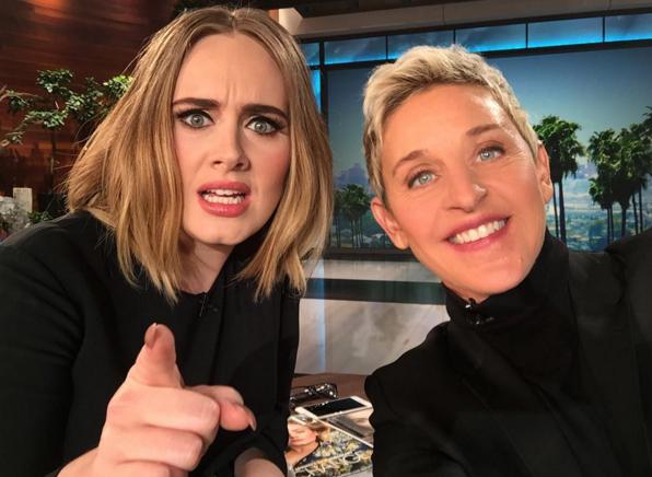 Adele, Ellen