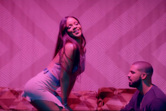 Watch Rihanna's 'Work' Video Feat. Drake [VIDEO]