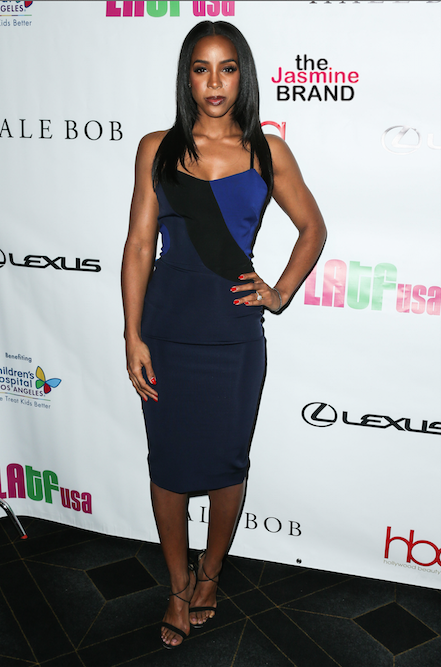Singer Kelly Rowland arrives at the 2nd Annual Hollywood Beauty Awards Benefiting Children's Hospital Los Angeles.