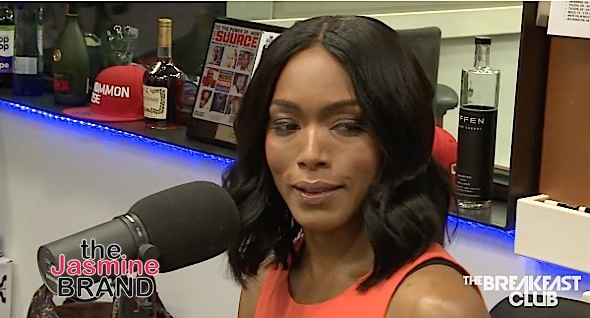 Angela Bassett On Endorsing Hillary Clinton, Playing Biggie's Mom & Success in Hollywood [VIDEO]