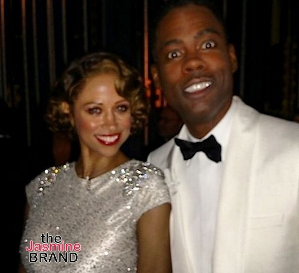 Stacey Dash, Chris Rock