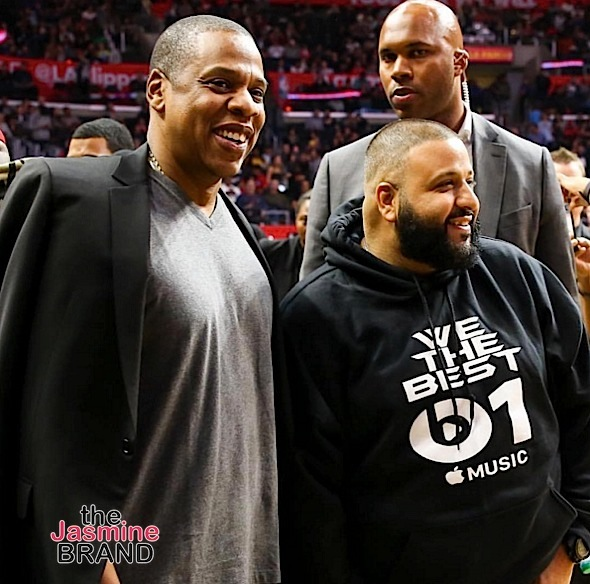 Jay Z is DJ Khaled's New Manager [VIDEO]
