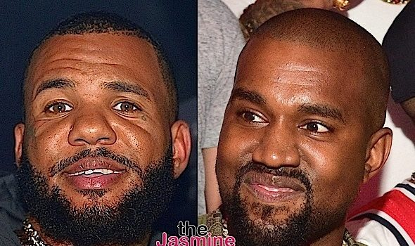 The Game Offers Kanye West $10 Million