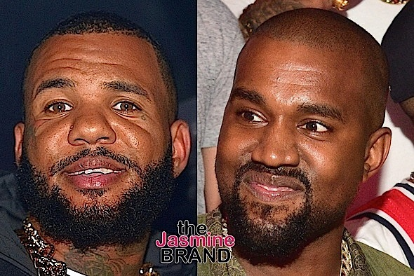 The Game, Kanye West