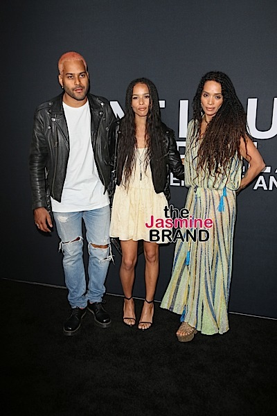 Twin Shadow, Zoe Kravitz, Lisa Bonet