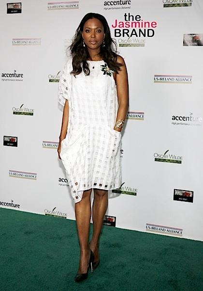 Aisha Tyler at the Oscar Wilde Awards