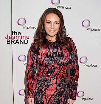 Radio Personality Angie Martinez Engaged!
