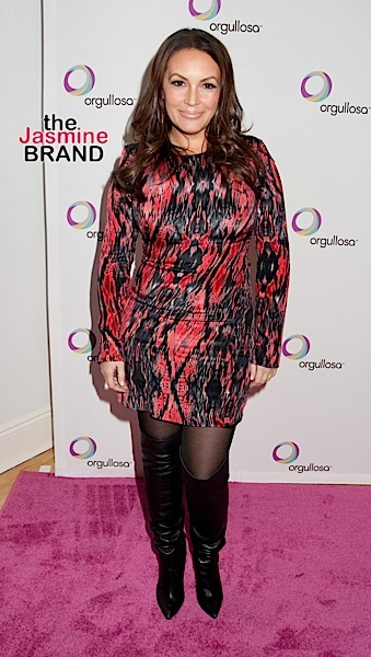 Radio Personality Angie Martinez Engaged!